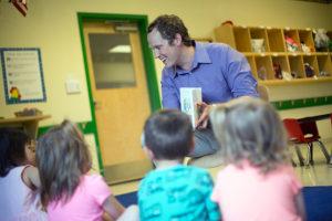 Casey Weinstein - Educating our Children