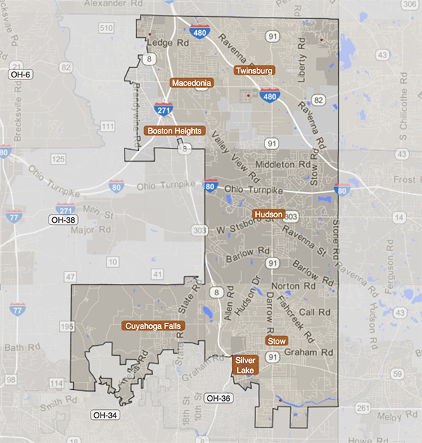 District 37 voting map