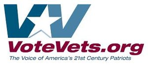Endorsed by VoteVets.org