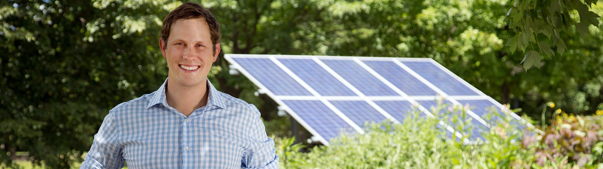 Casey Weinstein - Renewable Energy Candidate